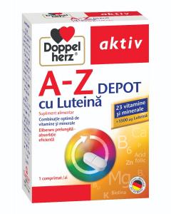 Aktiv A-Z  Luteina x 30tb, Doppelhertz