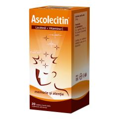 Ascolecitina, 20caps, Biofarm
