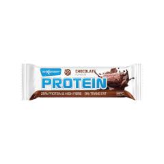 Baton proteic cu ciocolata, 60g, Max Sport