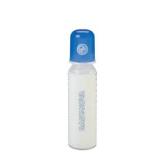 Biberon sticla, monocolor, 240ml, BABY NOVA