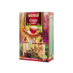 Ceai crusin scoarta 50 gr Adnatura