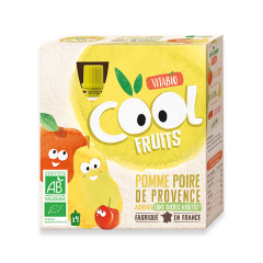 Cool Fruits - mar si acerola, pouch, 90g, VITABIO