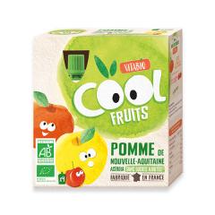 Cool Fruits - mar, para si acerola, pouch, 90g, VITABIO