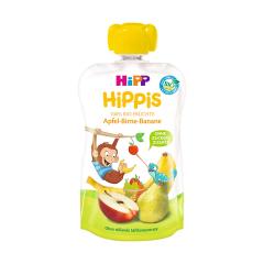Hippis - piure din mar, para si banana, BIO, 12+ luni, 100g, HIPP