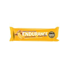 ENDURANCE FRUIT BAR BANANE 40G Gold Nutrition