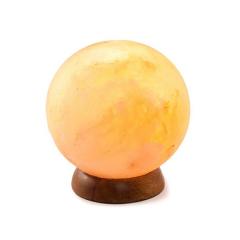 Lampa electrica din cristale de sare ''glob feng shui'' Monte