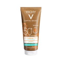 Lapte cu protectie solara ECO SPF50+ CAPITAL SOLEIL, 200ml, Vichy