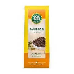 ECO/BIO Cardamom seminte intregi, 50g, LEBENSBAUM