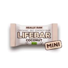 Lifebar baton cu cocos raw, BIO, 25g, Lifebar