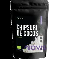 Chipsuri de Cocos Ecologice/BIO 125g  Niavis