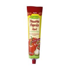 Pasta de tomate cu ardei, tub, 200g, RAPUNZEL