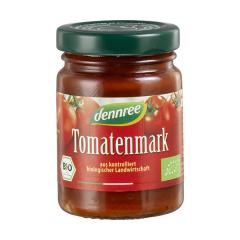 Pasta de tomate, 100g, Dennree