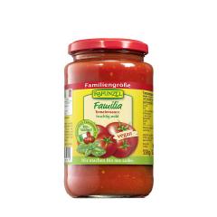 Pasta de tomate Familia, VEGAN, 550g, RAPUNZEL