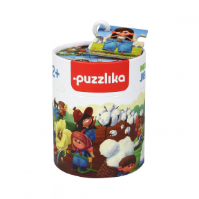 Puzzle My Jeans, 15 piese, 2 ani+, Cubika