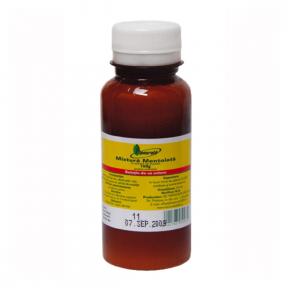 Mixtura mentolata cu eucalipt, 100g, Hipocrate
