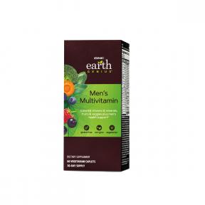 Earth genius men's multivitamin, 60comprimate, GNC