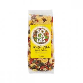 Musli mix fara zahar,150g, SOLARIS