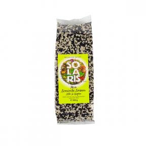 Mix seminte susan alb si negru, 150g, SOLARIS
