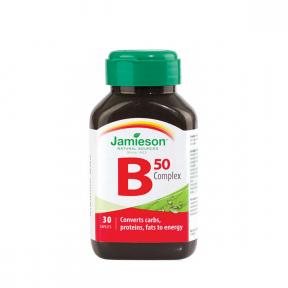 Complex B, 50 mg, 30 comprimate , Jamieson