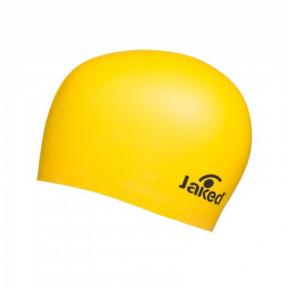 Casca inot Basic, adult, yellow, Jaked