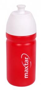 Sticla de apa Maxtar Fresh, rosie, 500ml