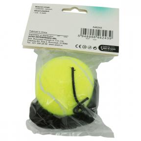 Minge antrenament tenis, cu fir elastic 4 m, Maxtar
