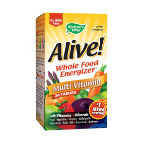 Alive! (fara fier adaugat), Nature's Way, 30 tb, Secom