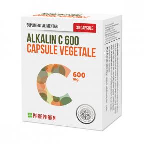 Alkalin C, 600mg, 30 capsule, Parapharm
