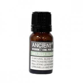 Amestec de uleiuri esentiale naturale Melissa Blend, 10ml - Ancient Wisdom