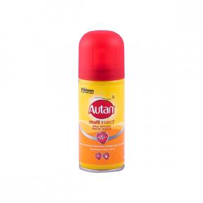 Autan Multi-Insect Spray, 100ml, Autan