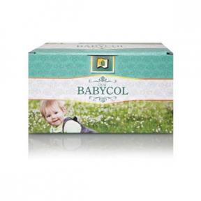 Ceai Babycol, 20 plicuri, StefMar
