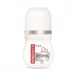Deodorant roll-on Borotalco Pure, 50ml, Borotalco