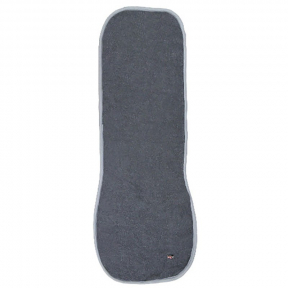 Protectie Antitranspiratie, Scaun Auto 18-36 kg, Dark Grey