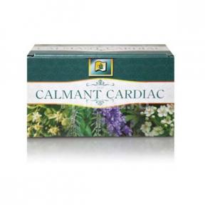 Ceai calmant cardiac, 20 plicuri, StefMar