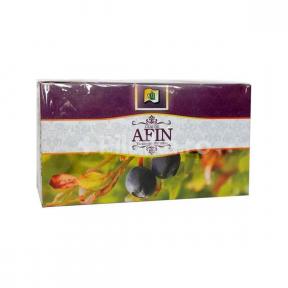 Ceai afine, frunze, 20 doze, Stefmar