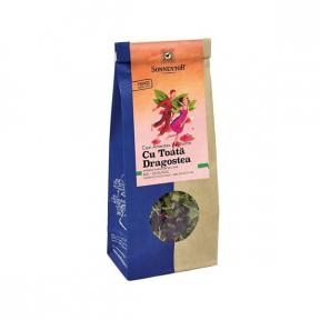 Ceai de plante, Cu toata dragostea, ECO, 50g, SONNENTOR