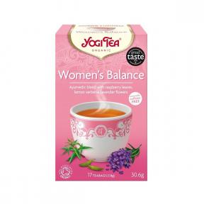 Ceai echilibrul femeilor, BIO, 17 pliculete, 30,6g, Yogi Tea
