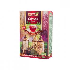 Ceai chimion fructe, 50gr, Adnatura