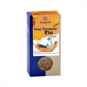 Ceai turmeric fin, ECO, 120g, Sonnentor
