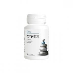 Complex B, 30 comprimate, Alevia