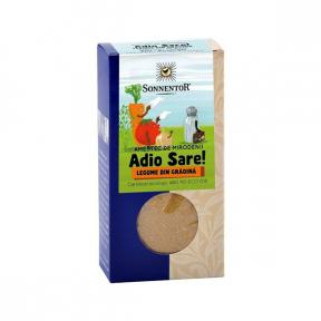 Amestec condimente ECO adio sare! legume din gradina, 60g, SONNENTOR