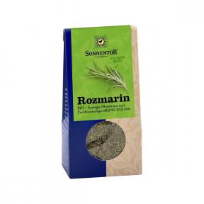 Condiment rozmarin,  ECO 25g,  SONNENTOR