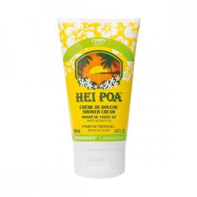 Crema emolienta de dus, Hei Poa ,150ml