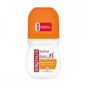 Deodorant roll-on Borotalco Active Mandarine&Neroli, 50ml, Borotalco