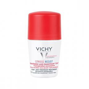 Deodorant roll-on antiperspirant Stress Resist, 72h, 50ml, Vichy