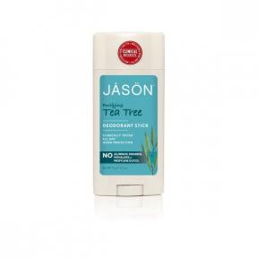 Deodorant stick, cu Tea Tree, BIO, Jason