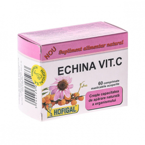 Echinavit, 60 cpr, mast, Hofigal