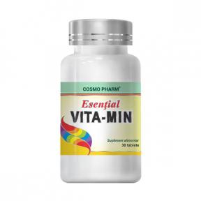 Esential Vita-Min, 30 tablete, COSMO PHARM