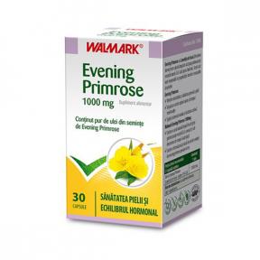 Evening Primrose 1000mg 30 capsule Walmark