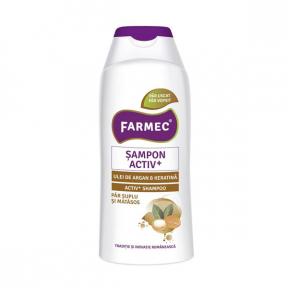 Sampon activ+,200ml, FARMEC